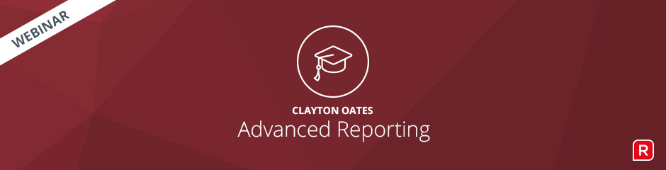 Clayton Oates Advanced Reporting Webinar - Reckon Accounts